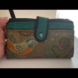 Fossil Key Per Wallet Bird